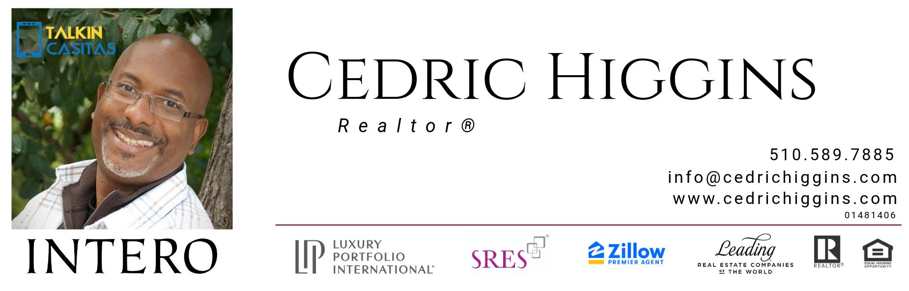 Cedric Higgins Contact Info